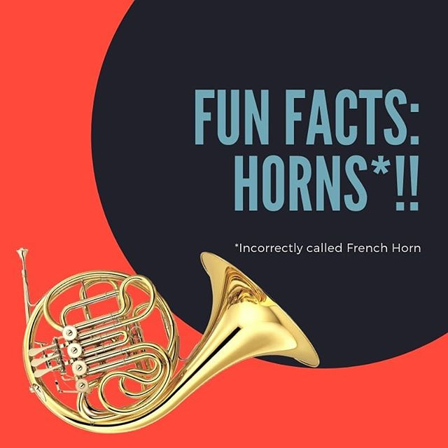 """""""I joined the horn section so I could play film music"""" - every horn player, probably. 