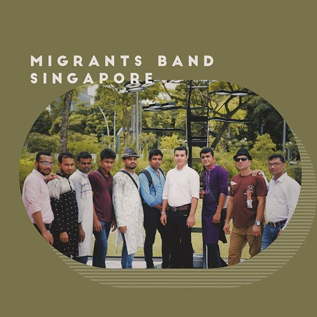 MIGRANTS BAND SINGAPORE LIVE@VCH ATRIUM CODA XIII 31ST AUG 2019 7PM ///// We're proud and honoured to have Migrants Band Singapore as guest performers at Coda XIII - come early to listen to them up close and personal as they share their stories through their music ///// Migrants Band Singapore was started in 2015 by a group of migrant workers who loved making music. Coming together to jam is a way for them to express their yearning for home in the midst of their line of work, one that has brought them far from family and home. Since their initiation, they have been invited to perform at the Esplanade, workers' dormitories and the Bangladesh High Commission. With their traditional tunes and their unique stories, let the Migrants Band Singapore share with you their experiences in the camaraderie of music making. Do drop by the atrium at 7pm to catch their performance!