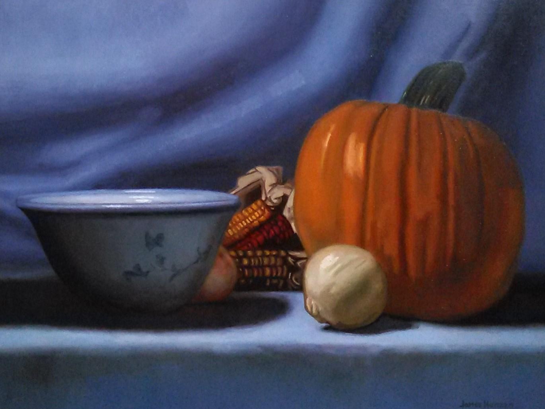 Autumn Still-life 2  16 x 20