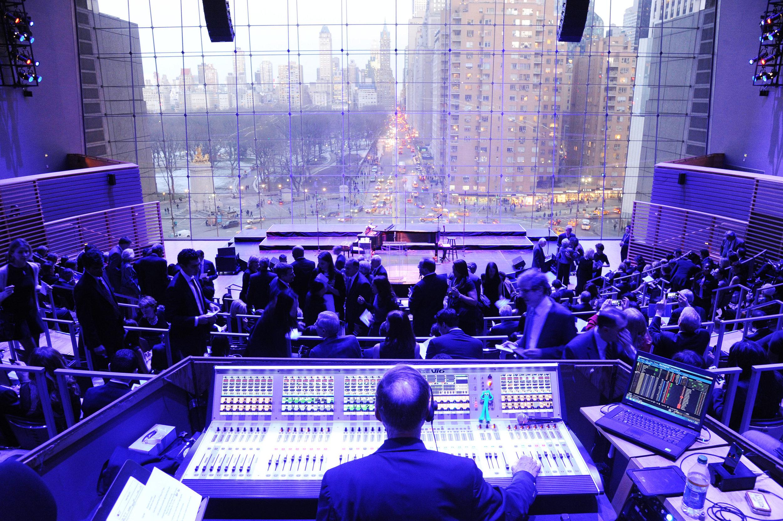 Experience Design: Lincoln Center