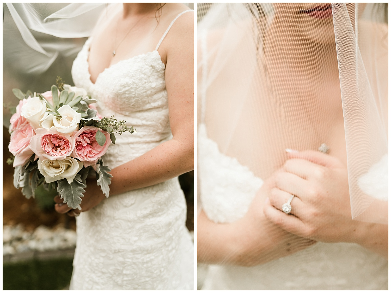 Rustic Chic Wedding | wedding day bridal portraits | PNW wedding photographer