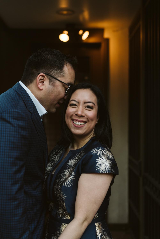 Classy metropolitan engagement session - Seattle pioneer square - Wedding Photography-4.jpg