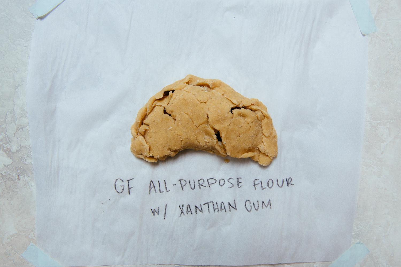GF Empanada Dough