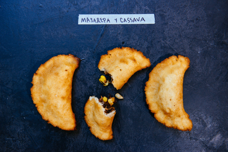 Copy of Cornmeal + Cassava Gluten-Free Empanada Dough