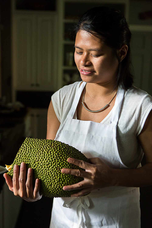 Turon filled jackfruits