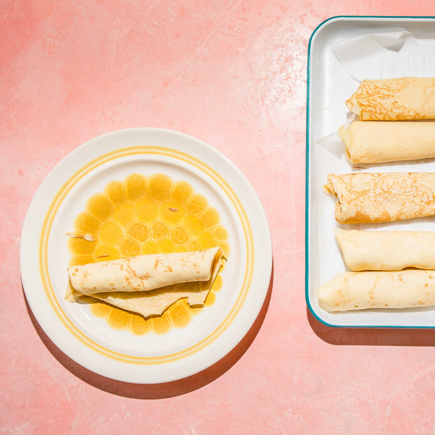 Recipe for Cherry Cheese Blintz