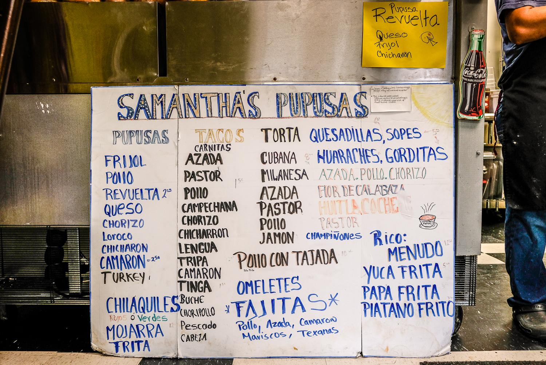 Samantha's Pupusas best Pupusa in Raleigh Durham