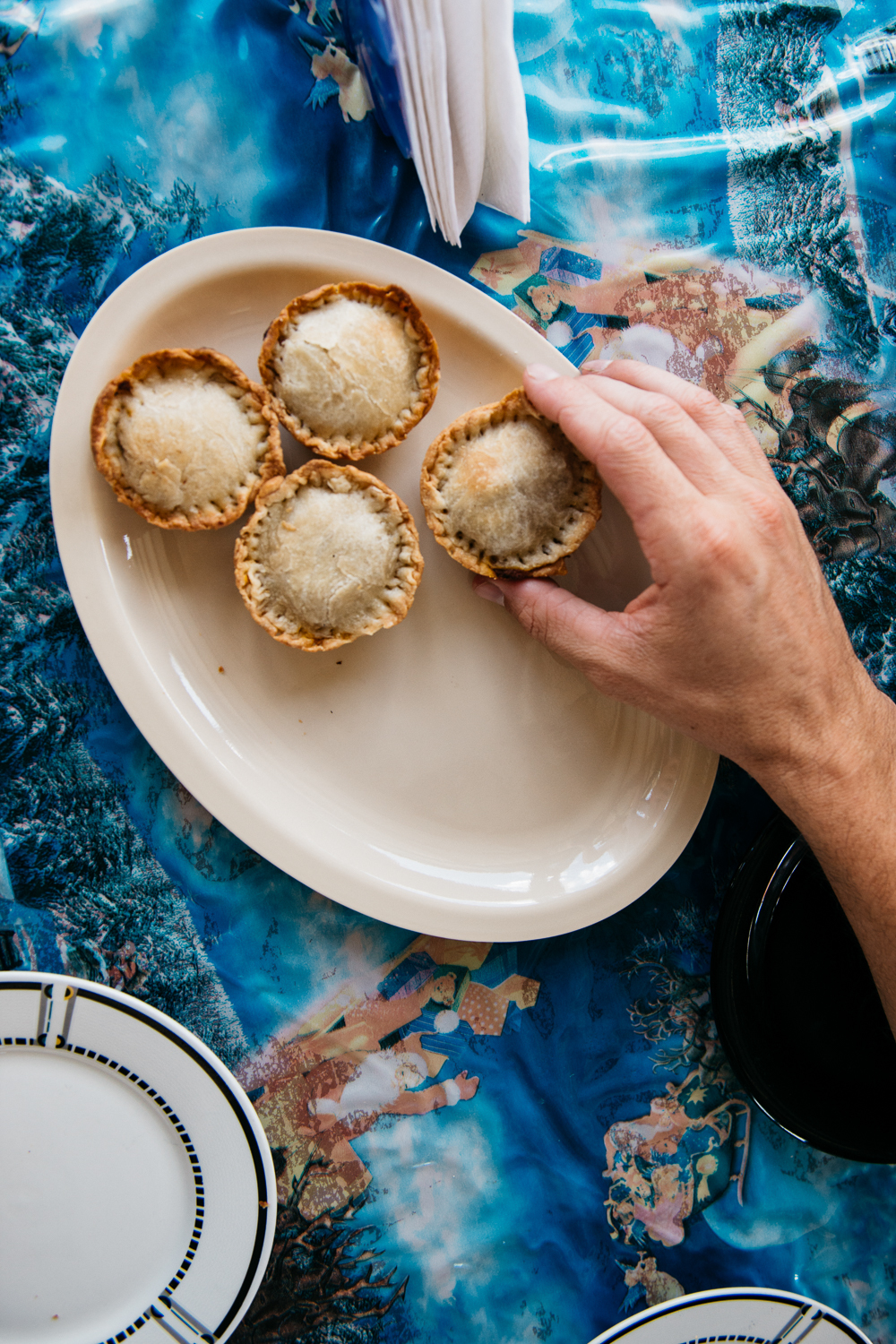 The best meat pies in Belize