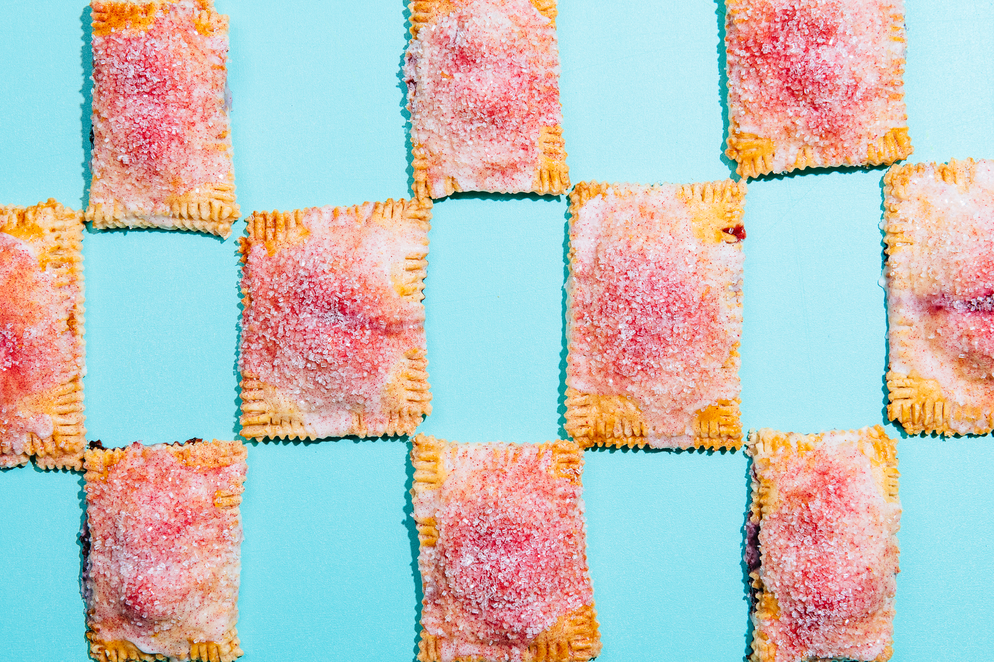 Easy Homemade Pop Tarts