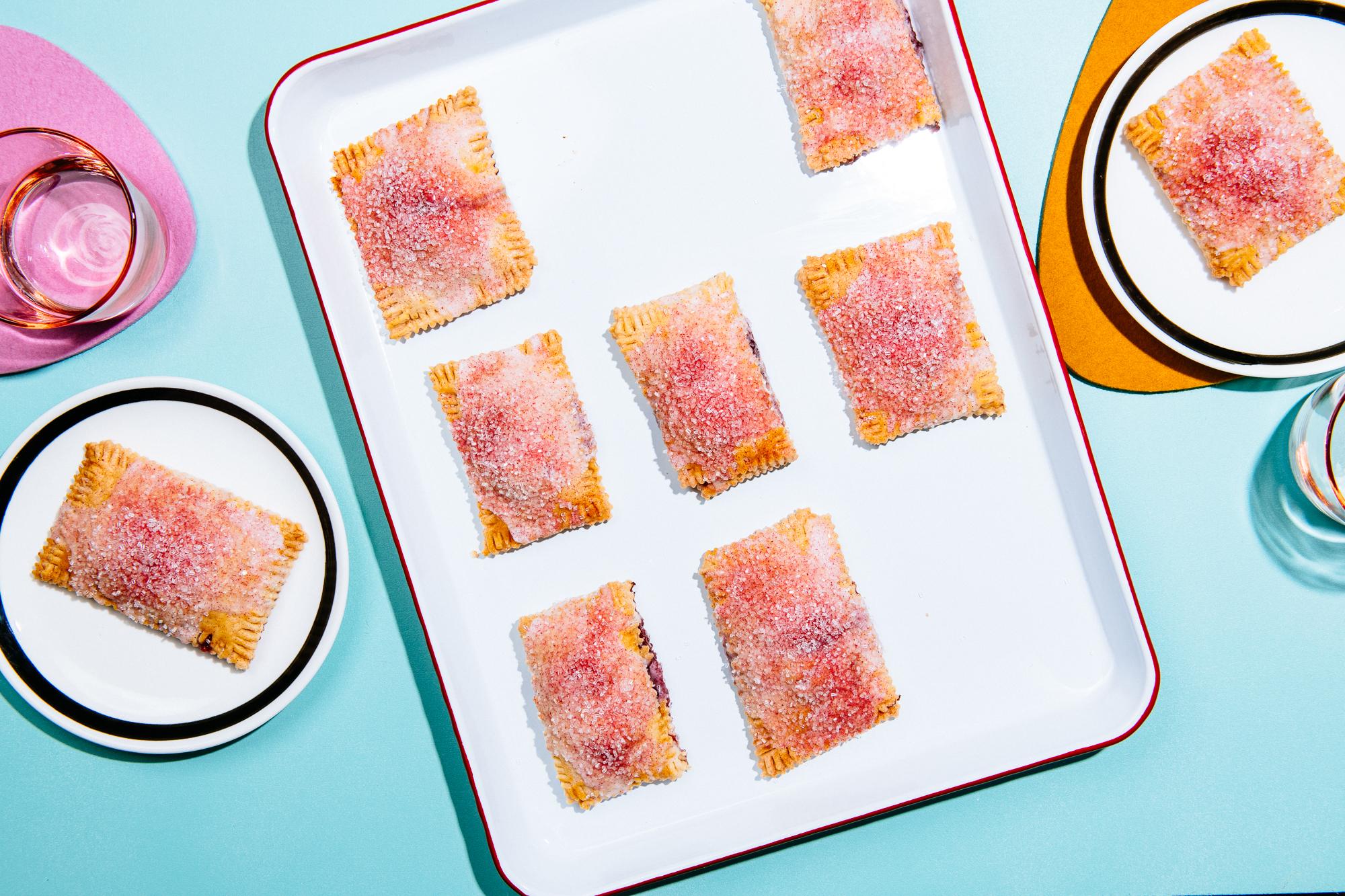 Easy, kid-friendly pop tart recipe