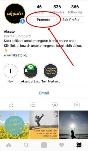Semua Tentang Promosi Berbayar Di Instagram Aksato