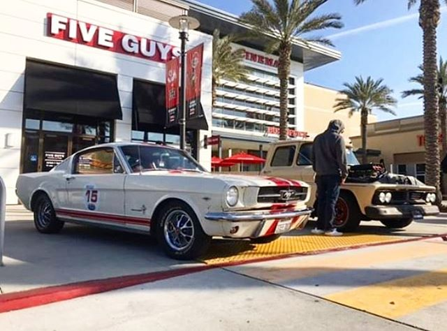 How was your #wrenchitordriveitweekend @65stangfstbk decided to drive his 65 this weekend. #65fastback #mustang #mustangwheels #mustangupholstery #mustangparts #shelby #gt350 #mustangs4life #mustangcountryinternational