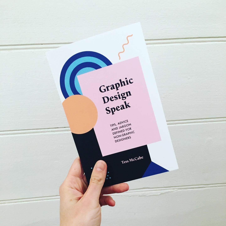 TESS MCCABE GRAPHIC DESIGN SPEAK COVER DESIGN MELBOURNE
