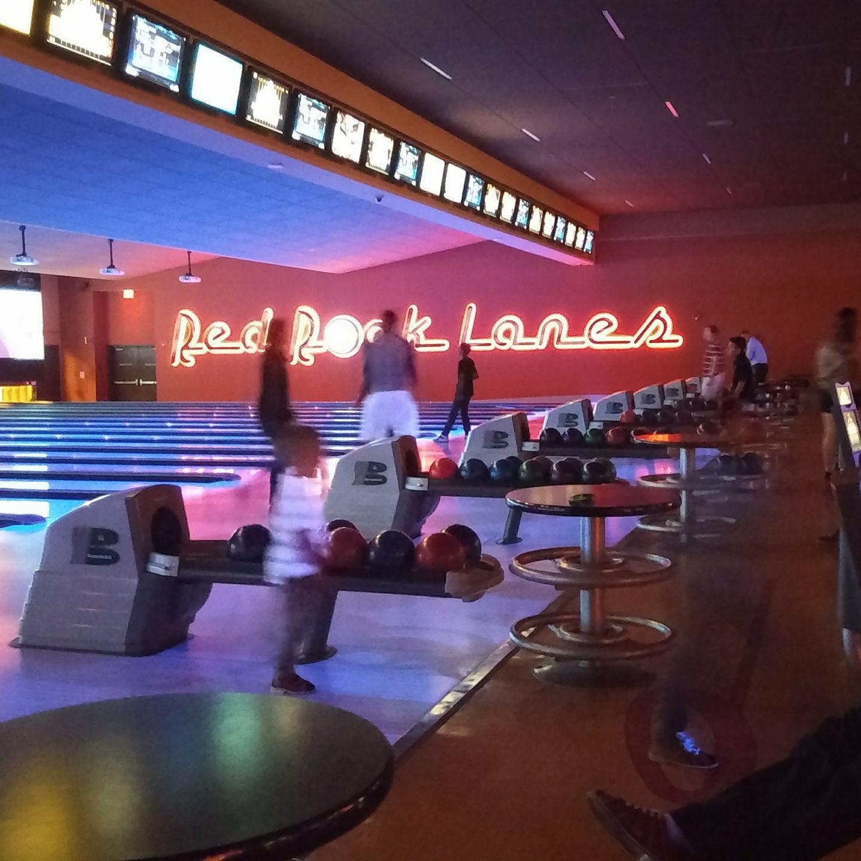 Red Rock Lanes at Red Rock Casino in Las Vegas, NV