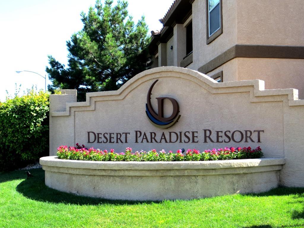 Desert Paradise Resort (of Diamond Resorts) in Las Vegas, NV