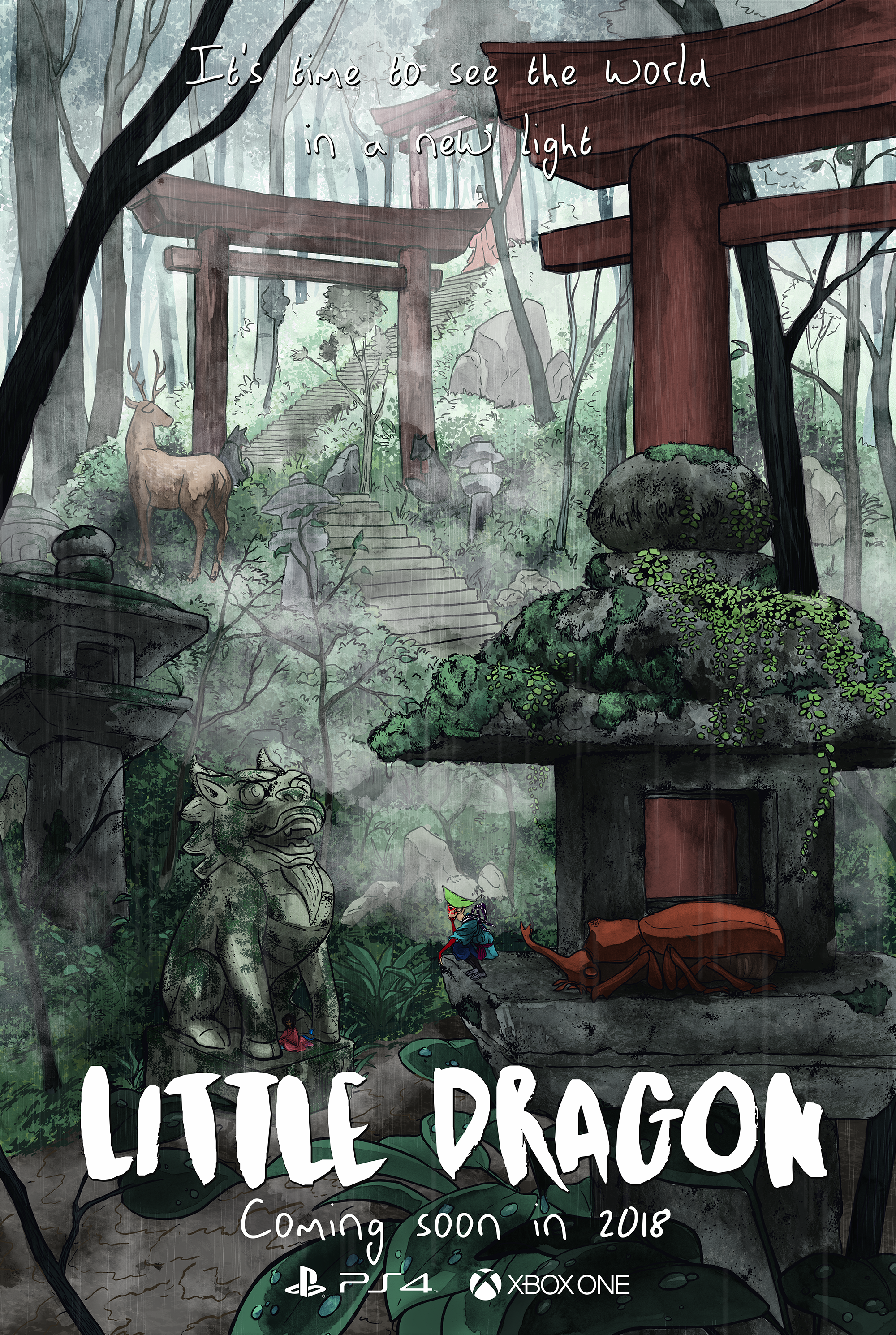 Little Dragon Game Poster Second Pass.png
