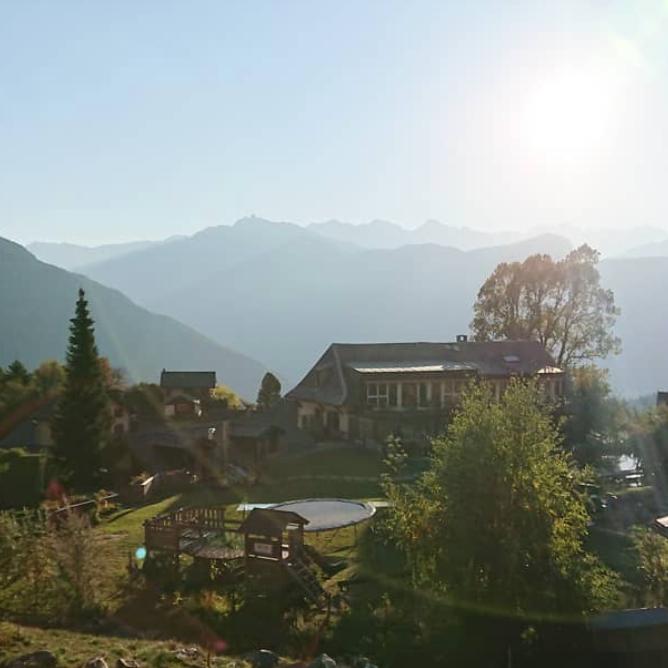 Les Granges, Switzerland -