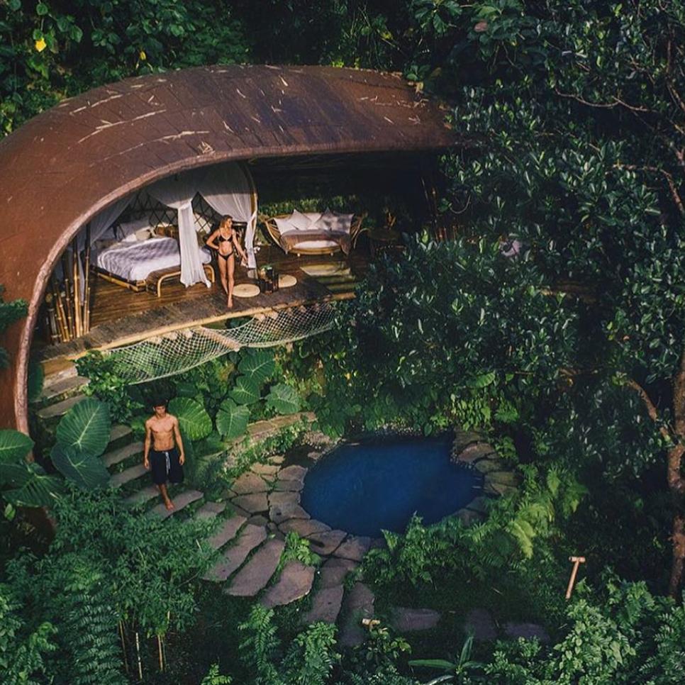 Ubud, Bali, Indonesia -