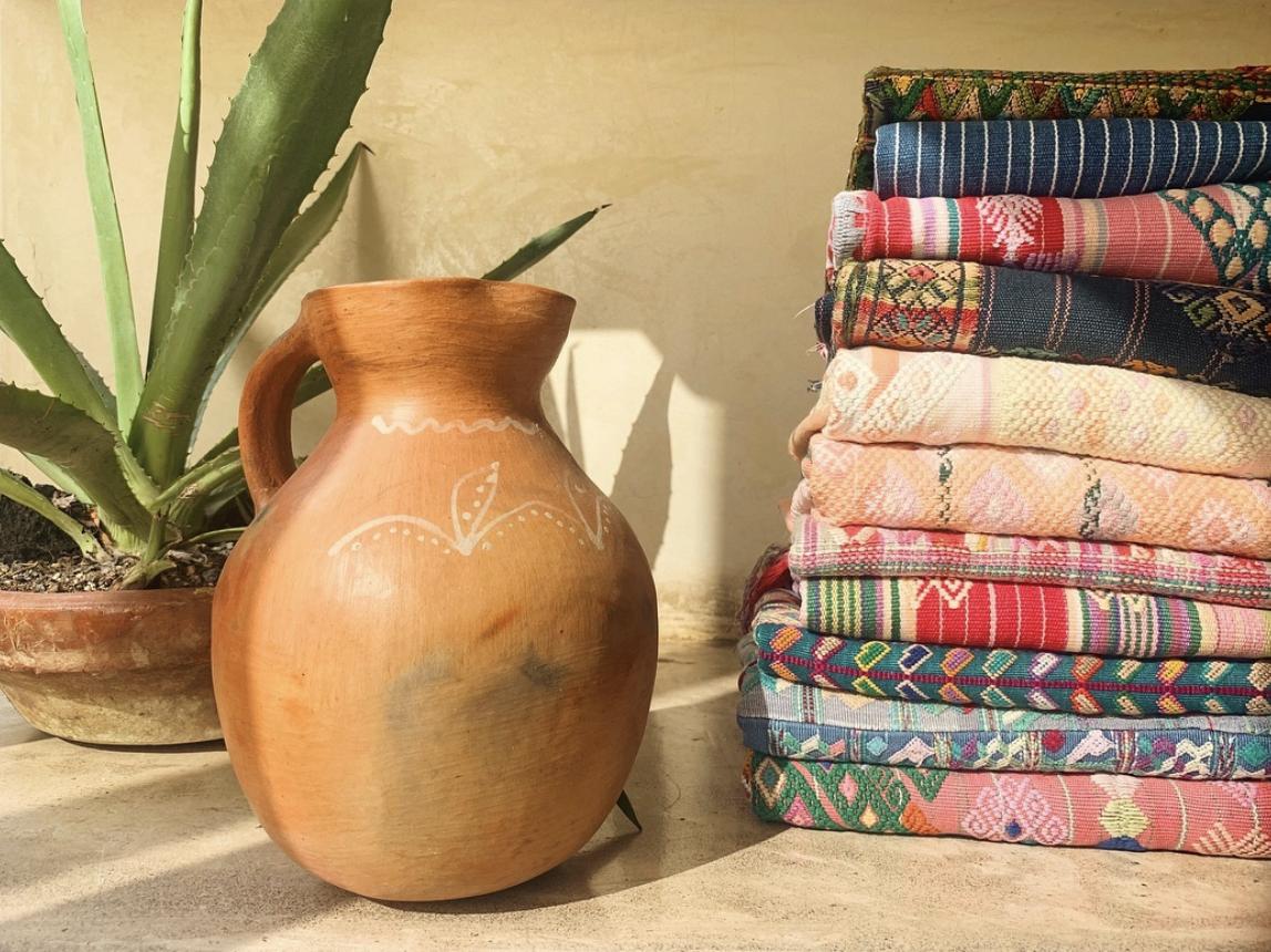 Textiles by Luna Zorro