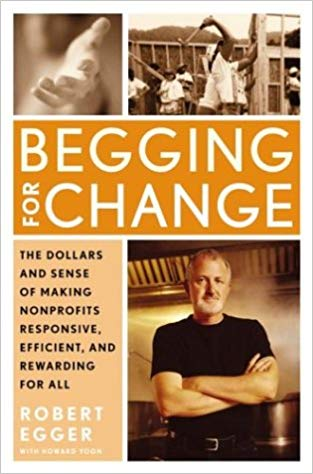 Begging For Change by Robert Egger