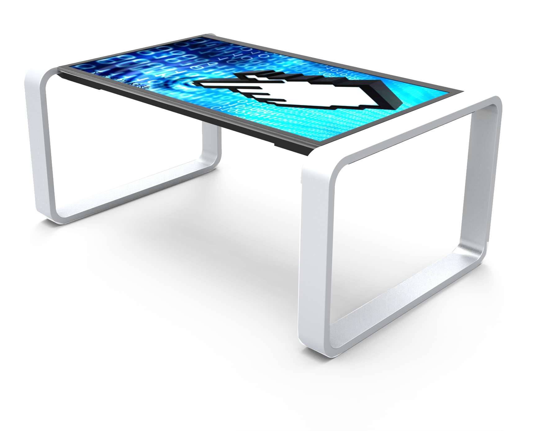 Giant Table Hire - Giant Tables are able to incorporate our AI digital signage software platform……coming soon