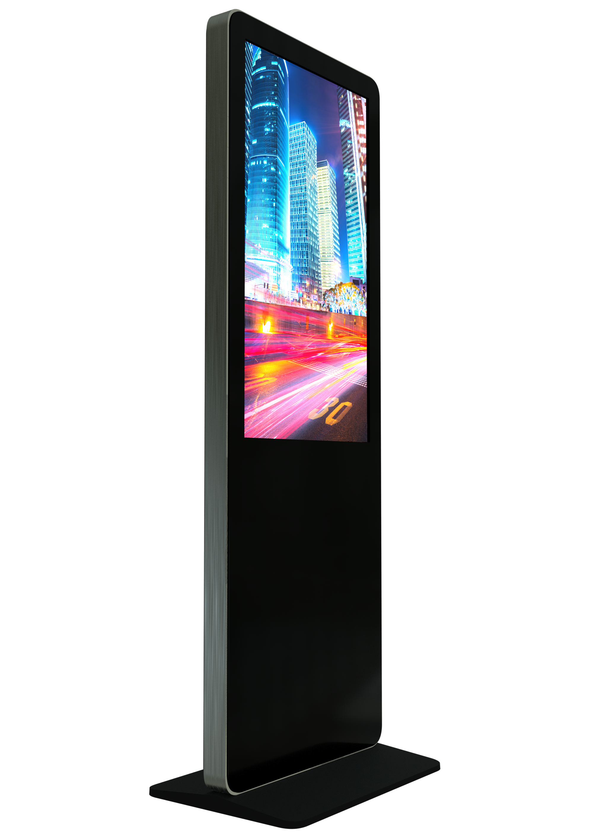 Giant Android - Giant android screens are able to incorporate our AI digital signage software platform……read more