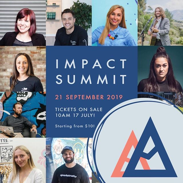 It's happening! The Impact Summit is on 21 September and I am beyond excited and honoured to be part of this amazing day❤️ I'll be speaking about creativity, a topic I'm super passionate about and closely linked to Bead and Proceed. I'll be on the panel with some incredible people including Preston Hegel from @_xchc and Rosie Carroll from @theniftymarkets 🙌  This is a day full of workshops, activities, tips and tricks to help create impact in your community and beyond. Best of all, tickets are only $10 as @uce_nz is running a flash sale for 48 hours (but get in quick as it's the last hours now). To purchase tickets, head to the Impact Summit Facebook page☝️ And can I just mention... very pleased to be power-posing with @briannemwest from @ethiqueworld - massive fangirl! 🥰  @impactsummit.nz @hanrhodes_ #impactsummit2019 #creativitypanel #sustainability #creativity #fangirling #powerpose