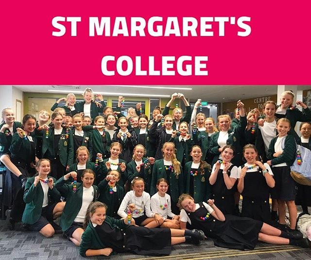 Had the pleasure of hosting a Bead and Proceed workshop with the amazing years 8s at St Margaret's College! Cannot put into words how blown away I was by their enthusiasm and passion to learn about the SDGs🙌  Two weeks before this photo was taken, I presented the SDGs to them all. We discussed the SDGs development, evolution and targets. Over the following two weeks, the students had to come up with an SDG act of service and their ideas were amazing. From starting a petition to ban plastic straws to soup kitchens to becoming light switch warriors... their projects were creative and illustrated how making a change in your daily routine is achievable☝️ At the end of the two weeks all 54 young women had the opportunity to make a 5 beaded necklace or key ring that represented the top 5 SDGs they want to work on. They could wear their necklace and key ring with pride (even during school time) provided they tell those who ask what their top 5 goals are and explain the SDGs - therefore being an advocate for the goals and helping to spread awareness❤️ Thanks so much @smcgram for letting Bead and Proceed help you BEAD the change👏  #schoolofsustainability #stmargaretscollege #futureleaders #beadthechange @theglobalgoals @sdgmediazone @sdgaction @sdgglobalfest