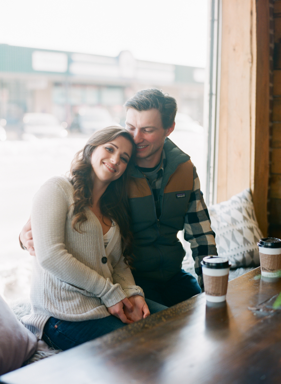 Halifax Wedding Photographer, winter engagement session, Truro Nova Scotia, Canadian Engagement Session, Jacqueline Anne Photography