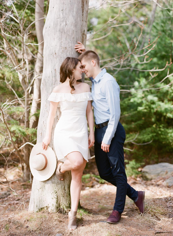 Jacqueline Anne Photography - Engagement in Point Pleasant Park-40.jpg