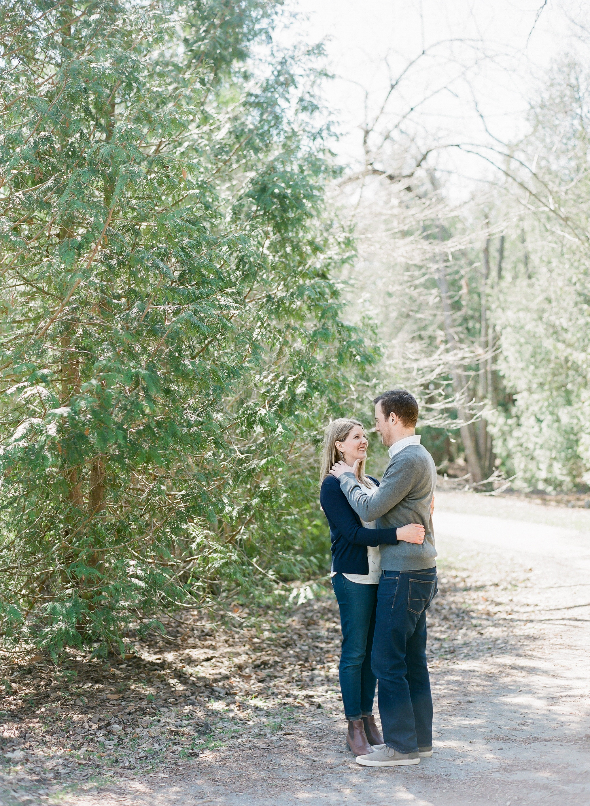 An Elora Engagement Session at Elora Mill