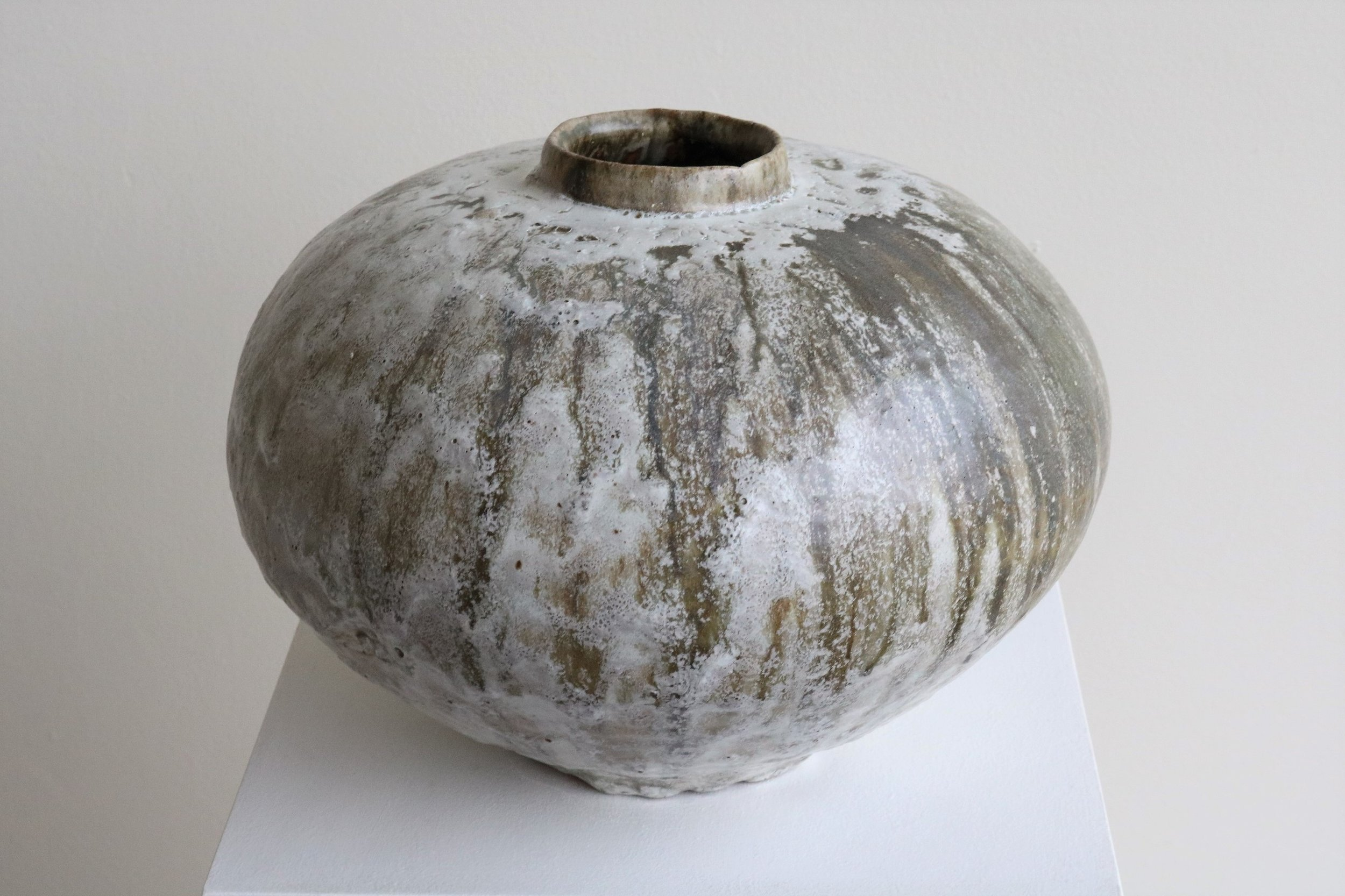 Owen Rye Special Presentation: My career in wood fired ceramics, the current state of wood firing and its future, guide to writing about ceramics, Skepsi @ Malvern, June 2017