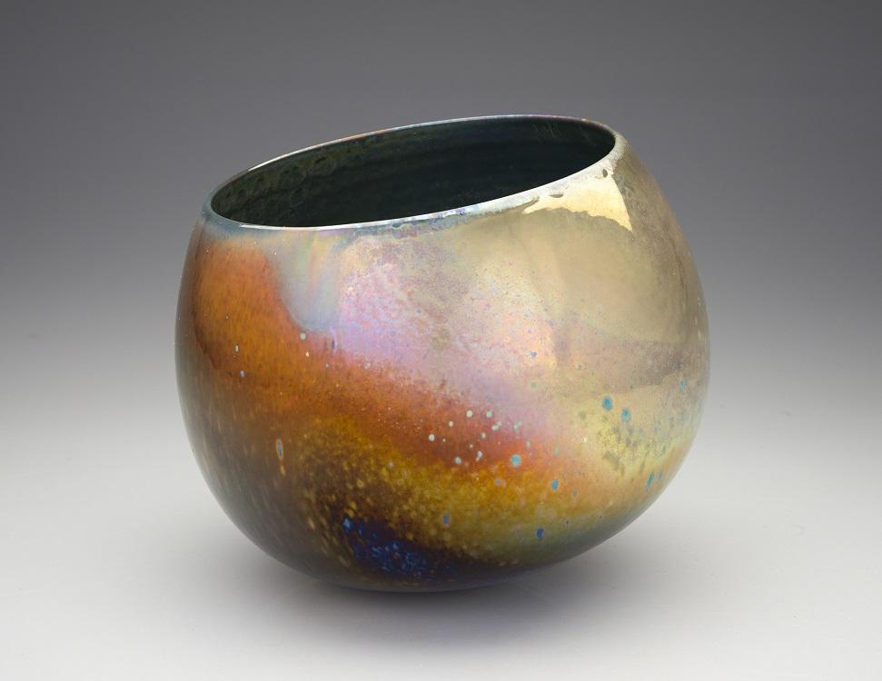 Greg Daly, Copper Sky, lustre glazed ceramic bowl, 210 mmH x 190 mmD.jpg