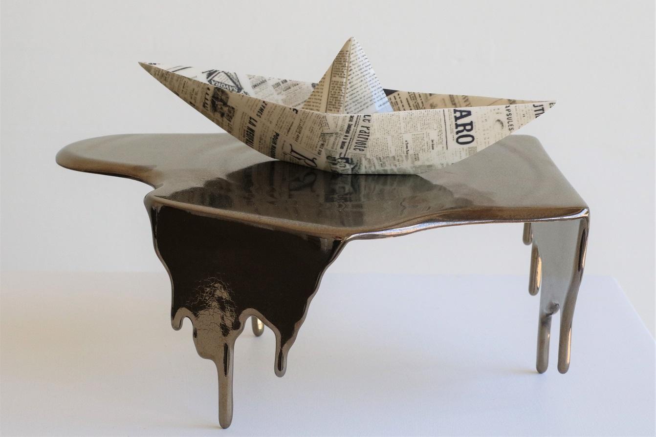 Boat on Floating Water, Tim Clarkson.JPG