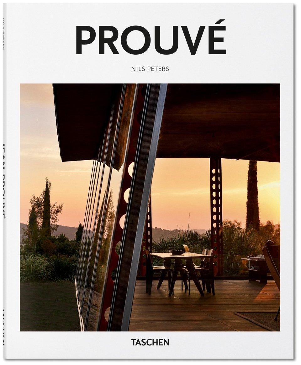 Prouvé   Nils Peters , Peter Gössel  Hardcover, 21 x 26 cm, 96 Seiten