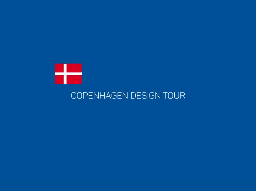 DESIGN TOUR - COPENHAGEN