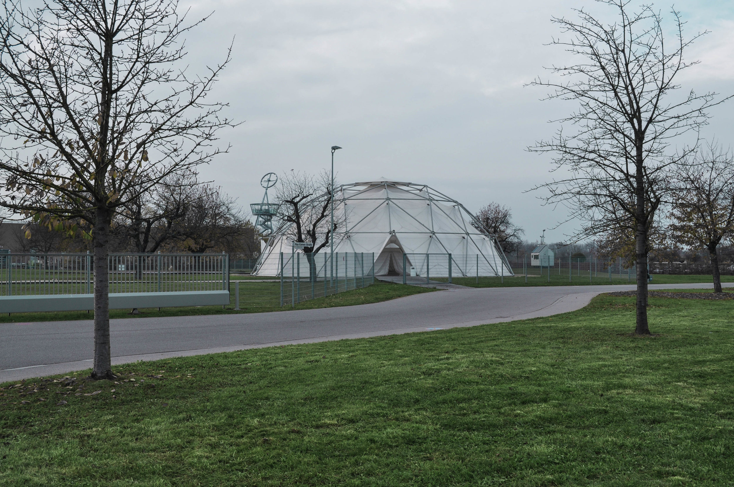 Dome nach Richard Buckminster Fuller
