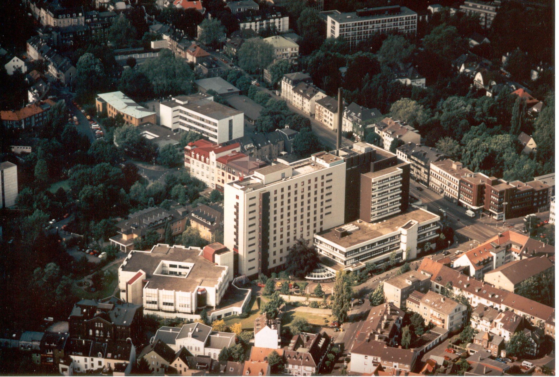 Prof. Dr. med. Heinz-Jochen Gassel, Ärtztlicher Direktor, Ev. Krankenhaus Mülheim -