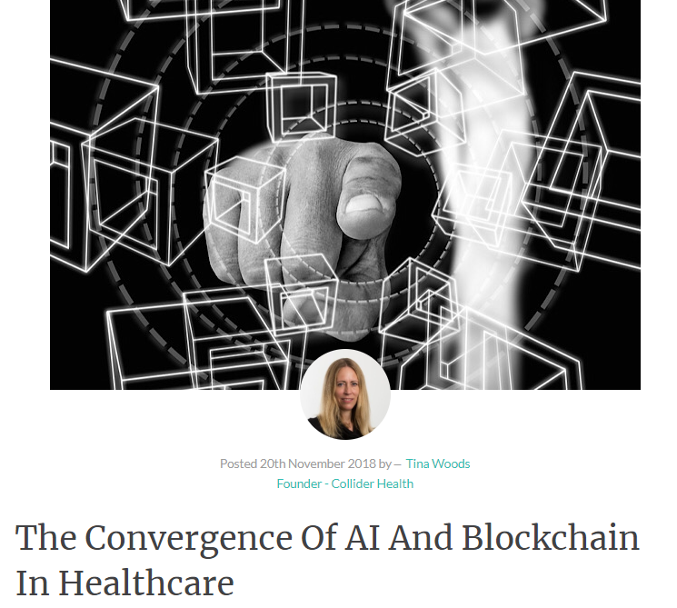The traditional healthcare market is incredibly difficult for any newcomer to break into, and is especially tough for a novel technology. In the case of blockchain, many companies have come and gone over the year including some big players like GEM who found healthcare too tough and  exited the market.  Many start-ups also fall into the 'technology looking for a problem' trap and have not focused enough on the use case. Read more in the article in Disruption  here .