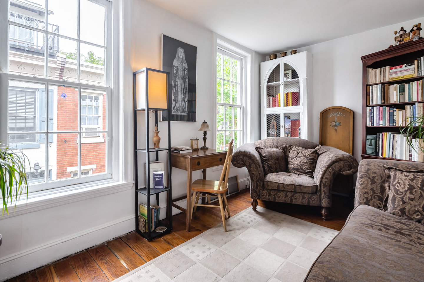 Trinity Tuesday: Old-World Charm in Fitler Square for $845K