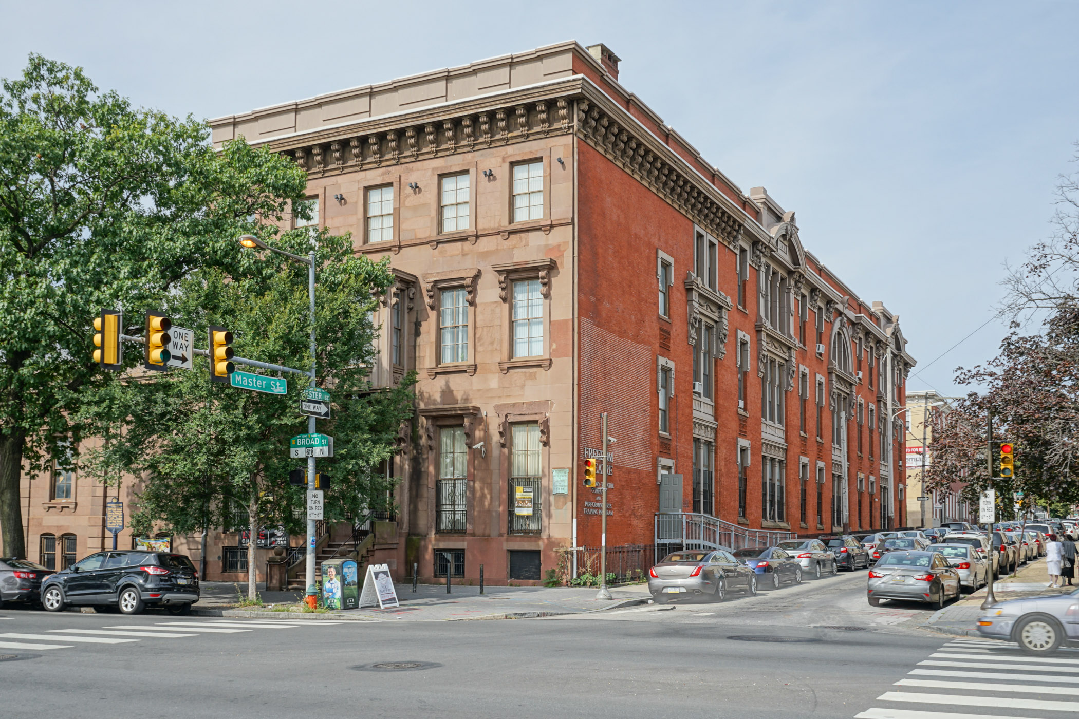 The historic Edwin Forrest house on North Broad is for sale:    The 1853 brownstone next to the New Freedom Theatre wants $3.5 million
