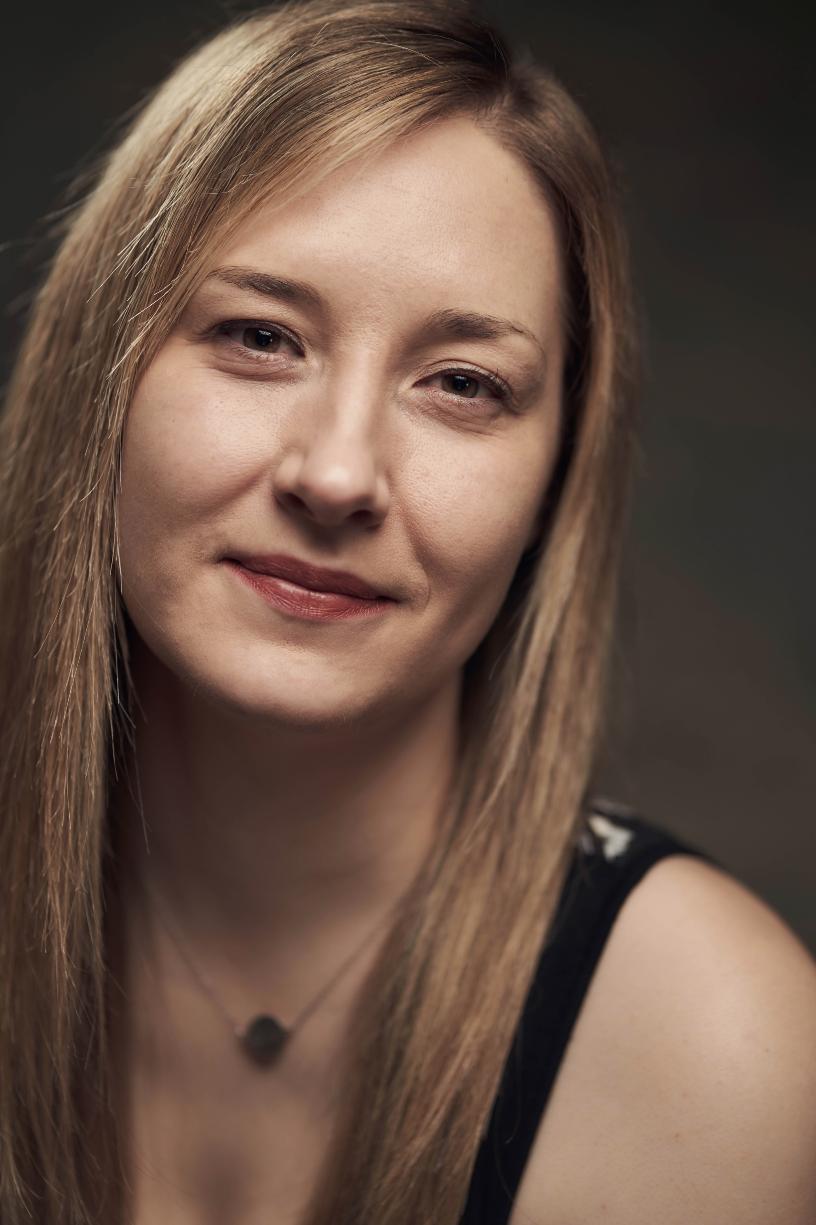 Producer Lauren Parker