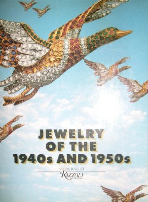 Jewelry of the 1940s and 1950s