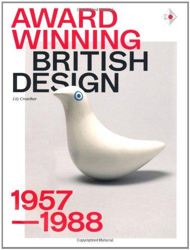 Award-winning British design: 1957-1988