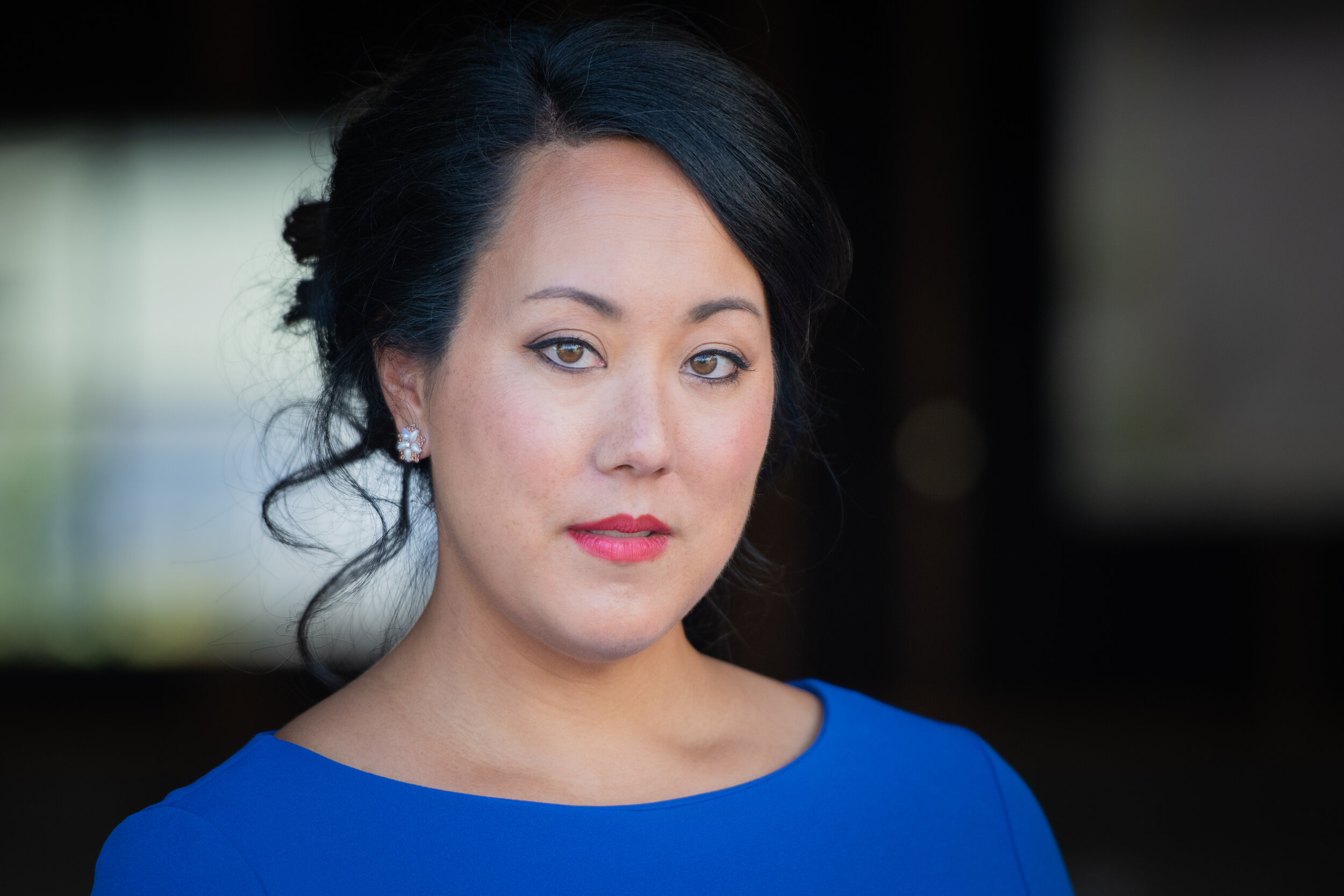 Margaret Ozaki Graves. Photo by Joshua South.