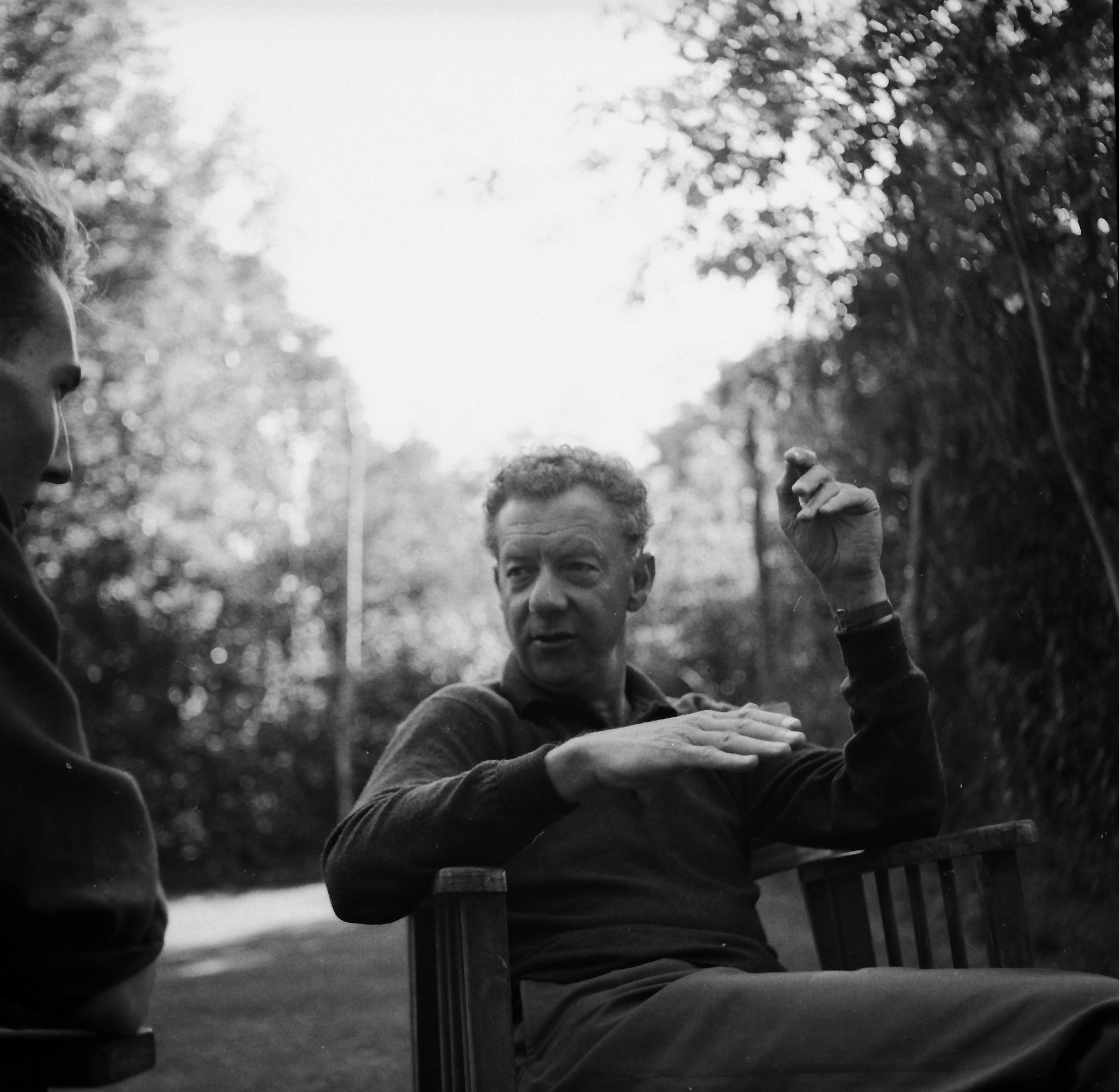 Humphrey Stone and Benjamin Britten