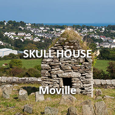 Skull House, Moville, Co. Donegal