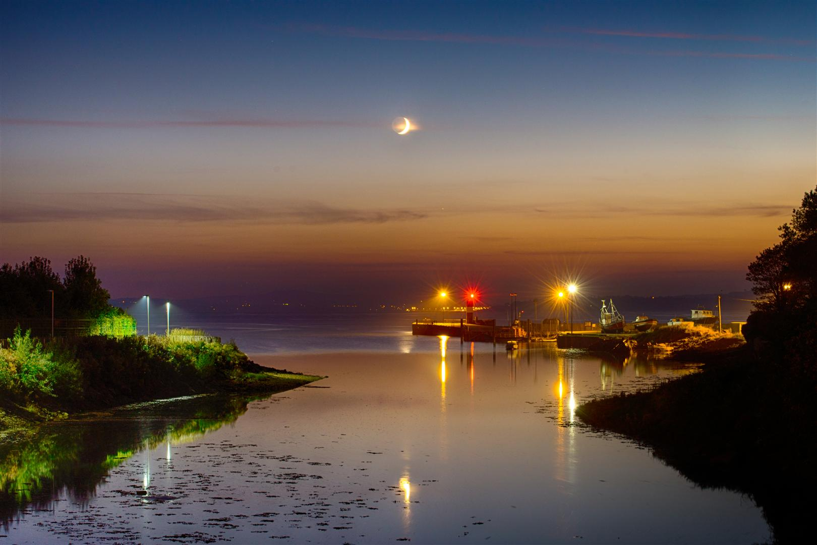 Buncrana Pier Moon Set - DSC_1680-Edit (Large).jpg