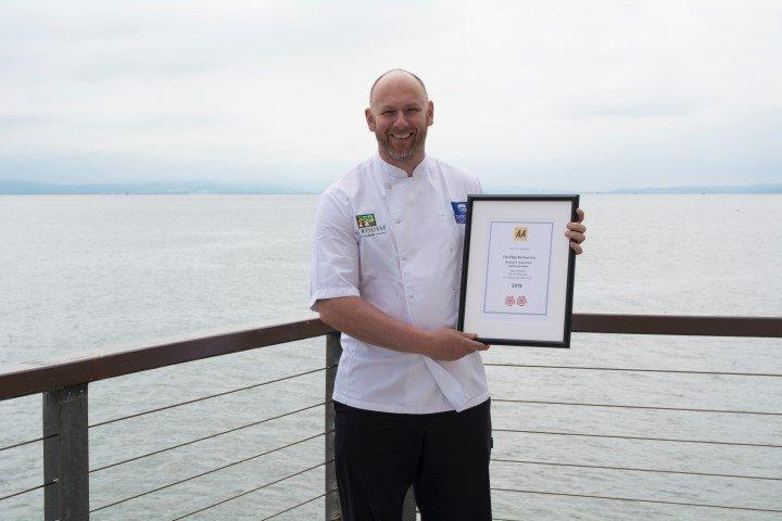 Head Chef Gordon Smyth