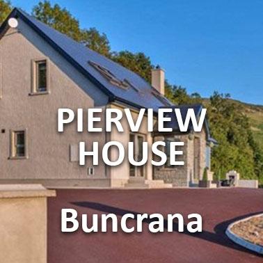 Pierview House Buncrana